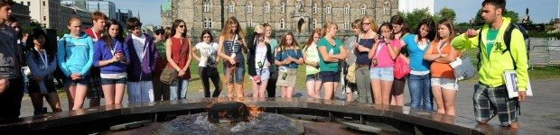 ottawa educational student tours