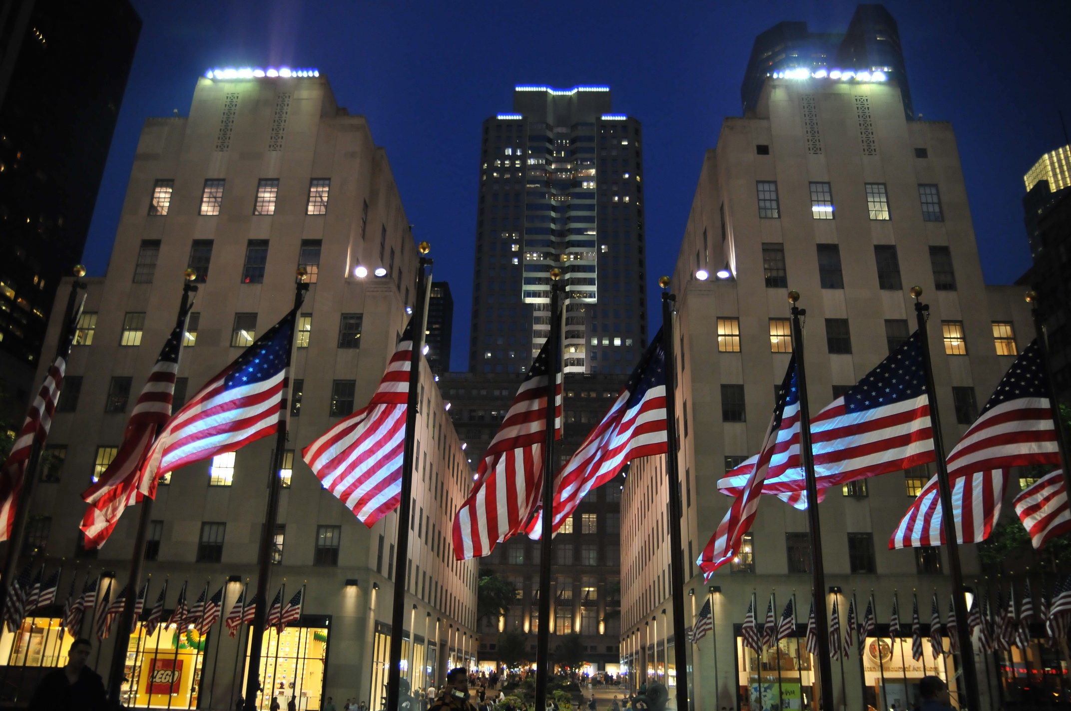 Self Guided Walking Tour Financial District Nyc