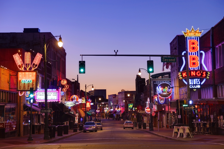 Memphis & Nashville Trip for School Groups