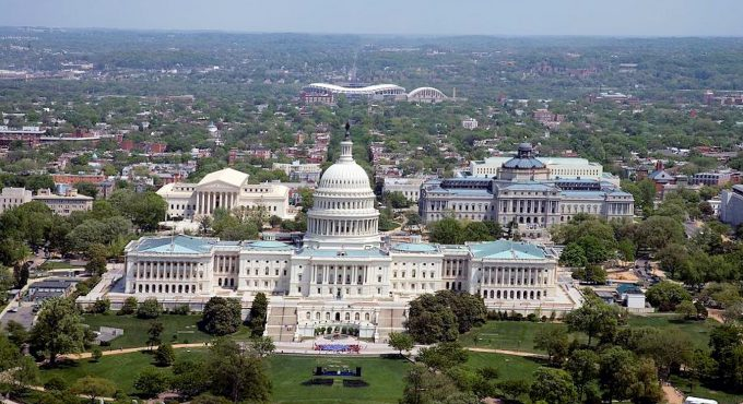 Tour the Capital city of the U.S.