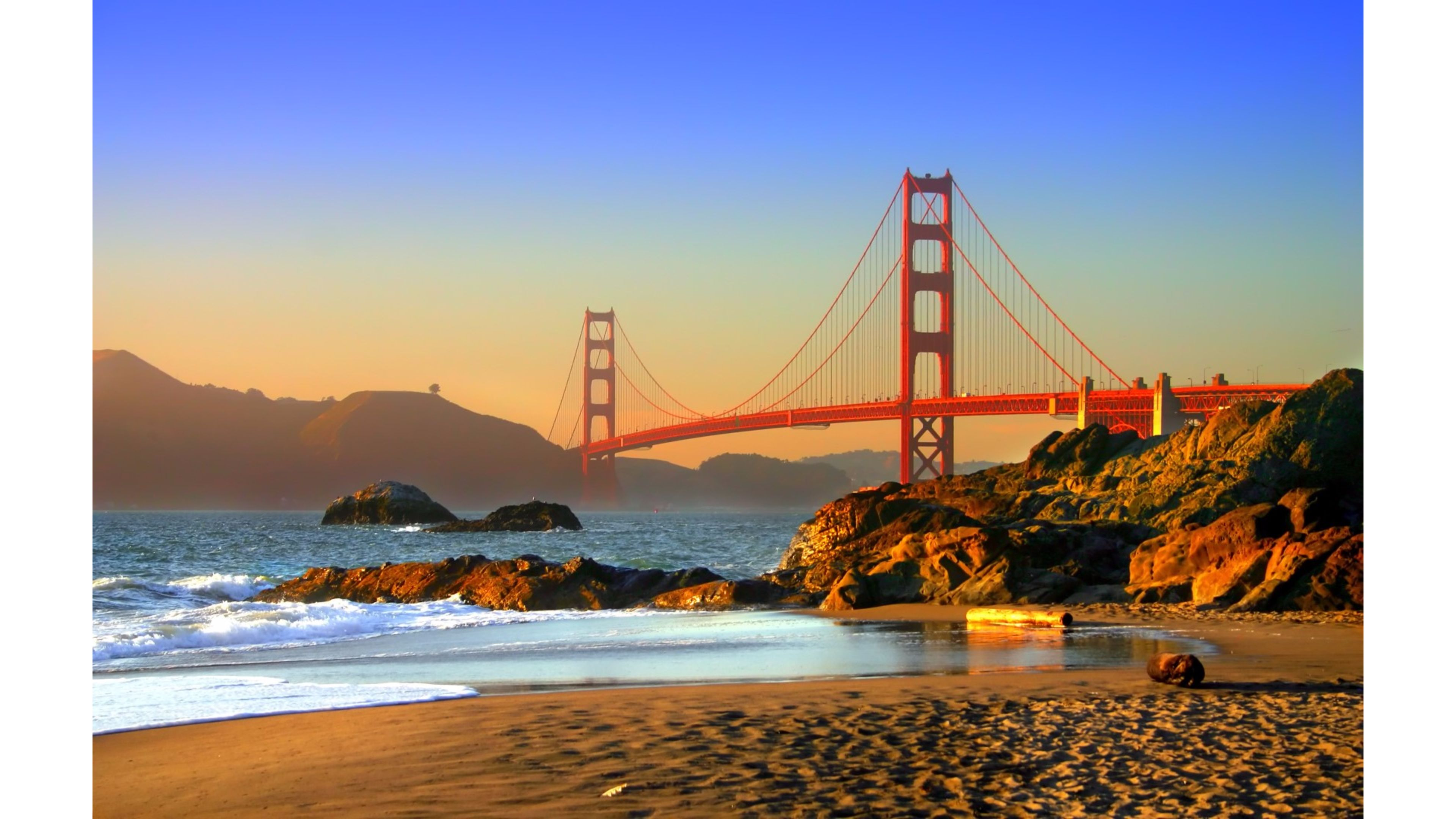 Highlights Of San Francisco Student Tour Bus Accessible