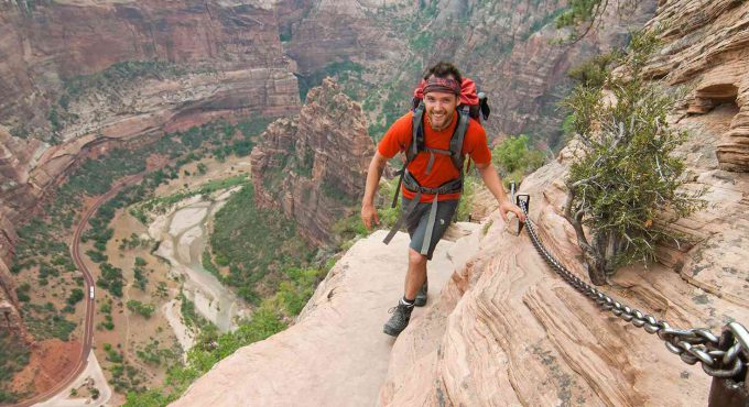 evolve tours zion national park student trips