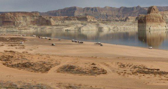 Good Amp Bad Weather At Lake Powell Utah Arizona Evolve Tours