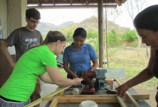 Learn about and help create solar cookers for local familieis