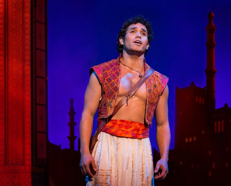 One of the most impressive parts of Aladdin is the seemingly lack of microphones