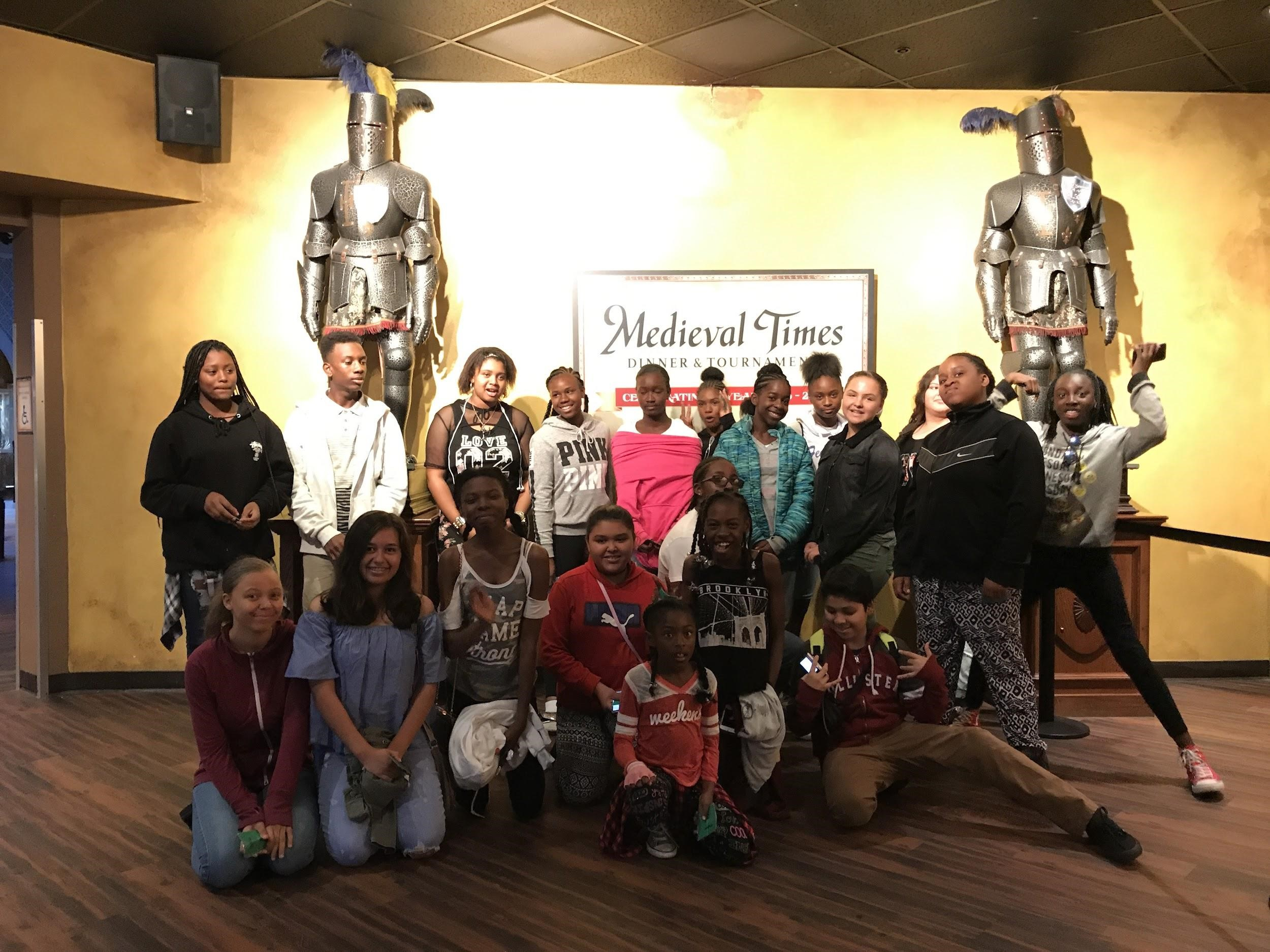 Medieval Times Los Angeles provides a concoction of entertainment and education