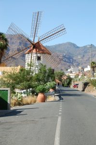 Spain Windmill